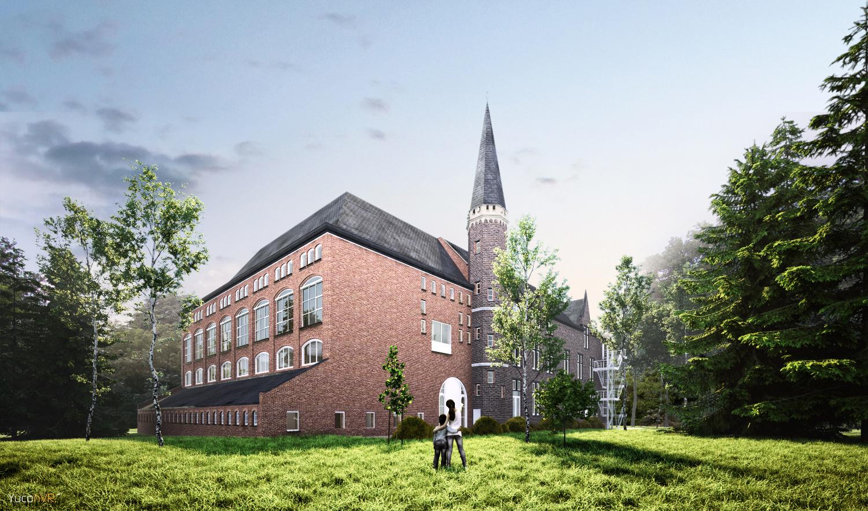 Nieuwe zorgvilla in Venlo