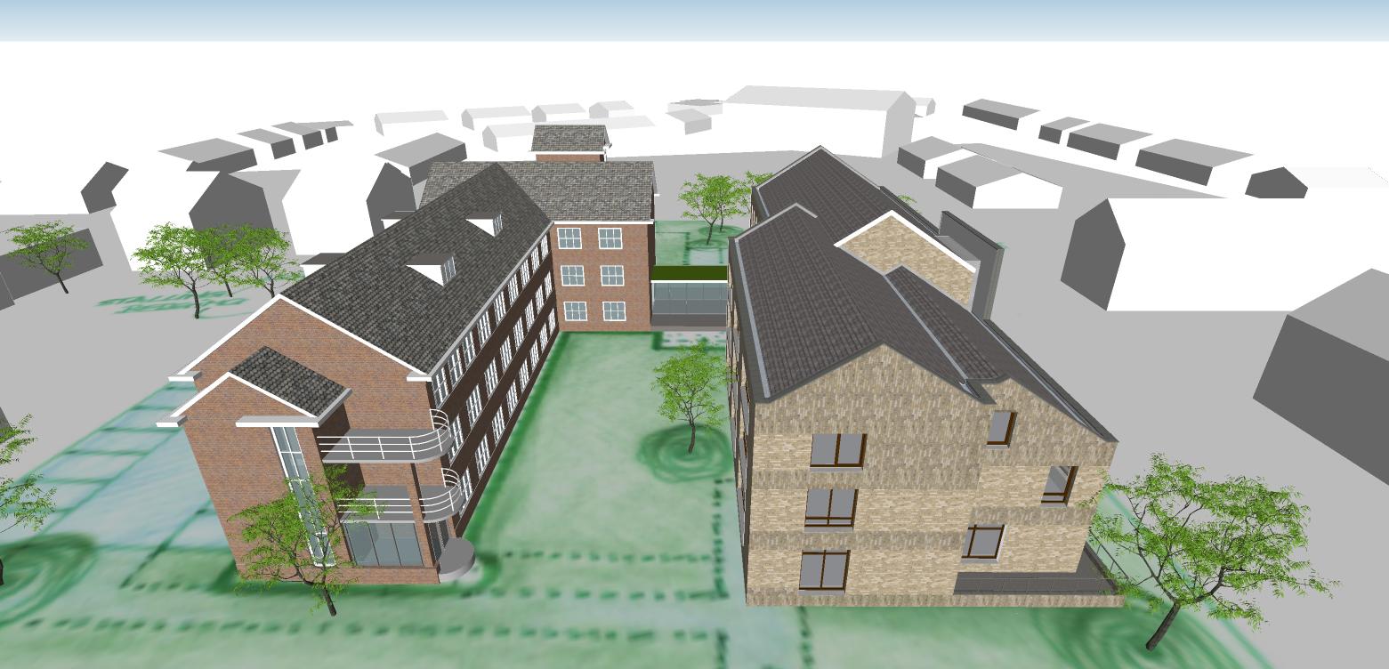 Nieuwe zorgvilla in Schiedam - Stepping Stones Home & Care Stepping Stones Home Care