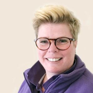 Verpleegkundige i.o. / WZC'er Debbie Bochoven