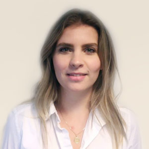 Woonzorgcoördinator Eline Buys