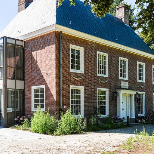 Villa Eikenbosch buitenaanzicht