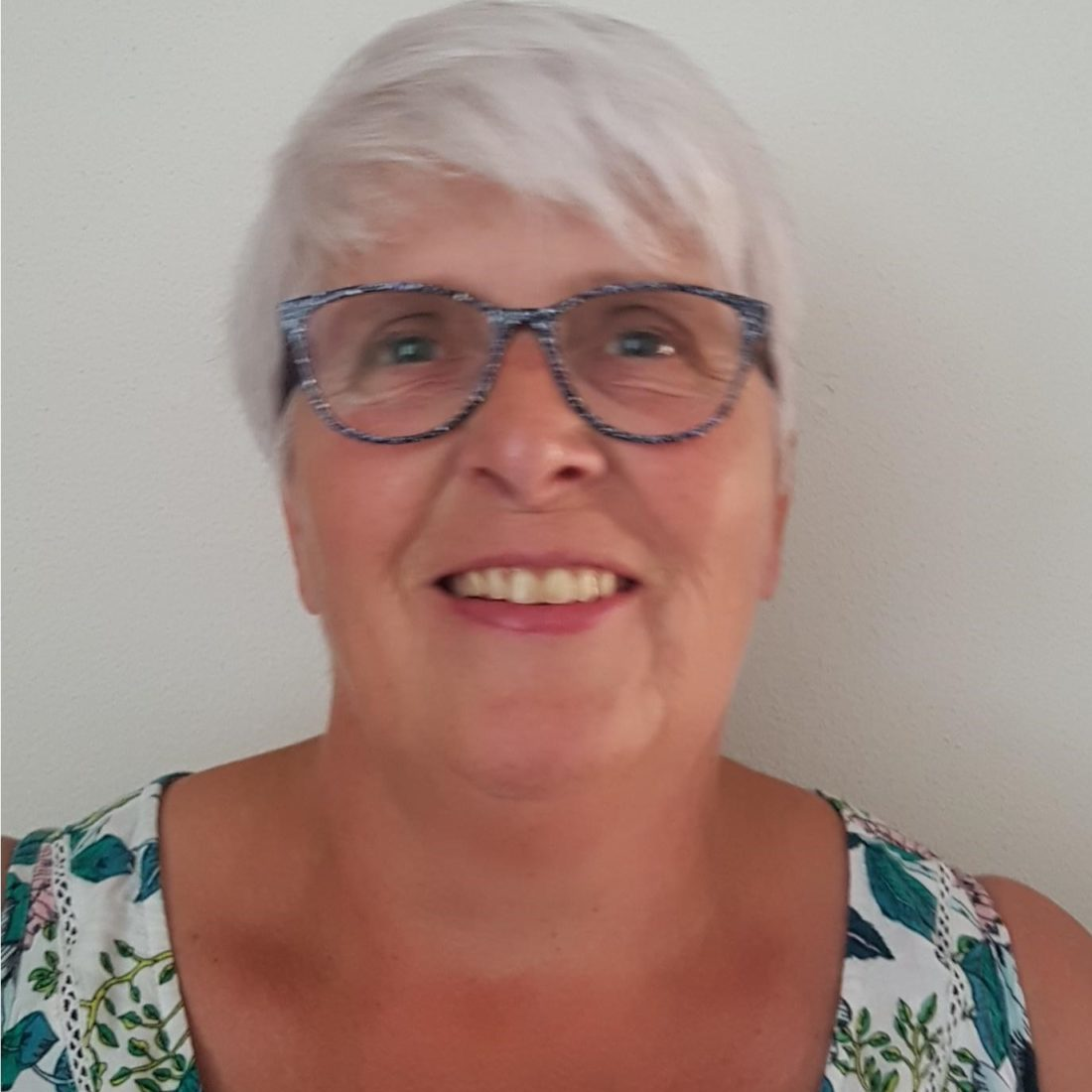 Woonzorgcoördinator Marianne Langerwerf