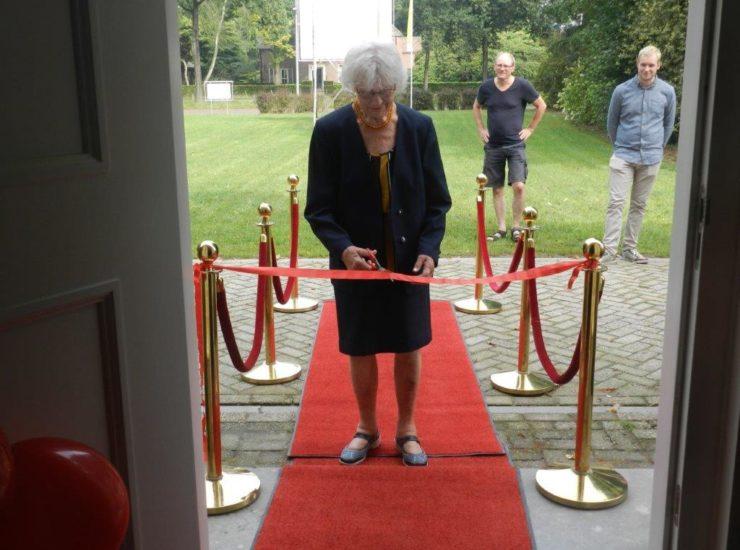 Villa Eikenbosch in Berkel-Enschot is geopend door eerste bewoner