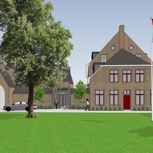 Villa Meirin in Witmarsum