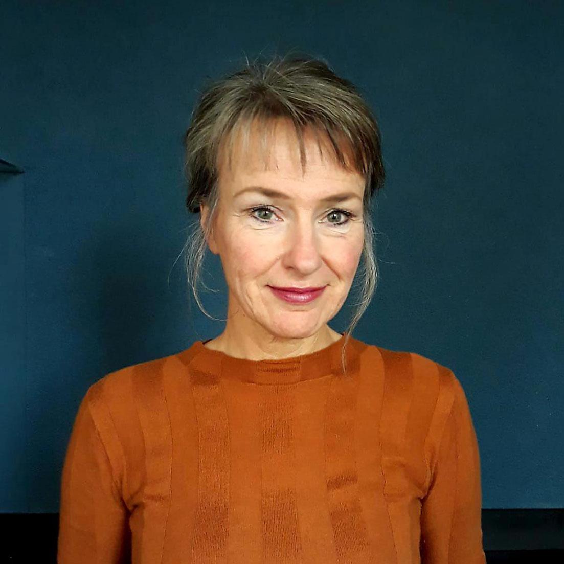 Woonzorgbegeleider Patricia de Jager