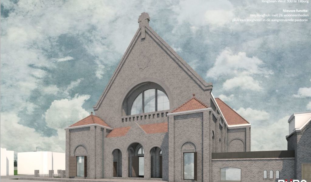Villa Maria in Tilburg