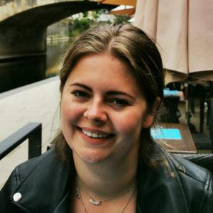 Woonzorgcoördinator Lenne Willems