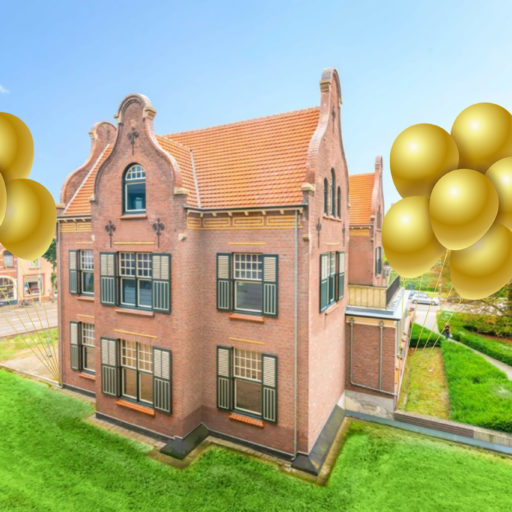 Villa Casimir viert 1 jarig bestaan