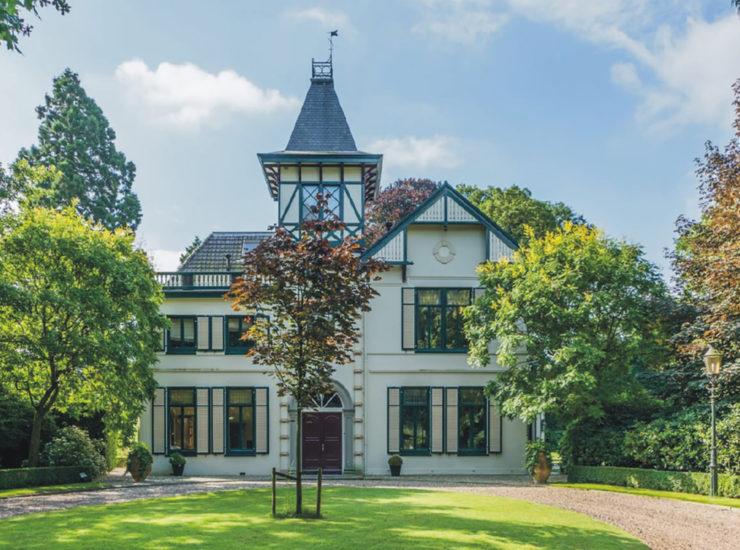 Nieuwe villa's in ontwikkeling