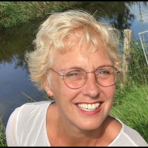 Coördinator welzijn en zorg Sigrid van der Veer
